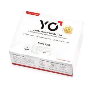 2 Test Refill Kit BOX YO Home Sperm Semen Analysis Kit Web 600x600 1