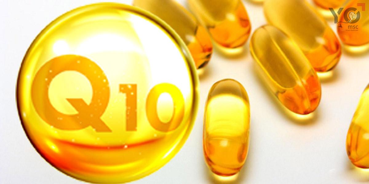 Tinh trùng yếu nên dùng Coenzyme Q10 phòng chống lão hóa