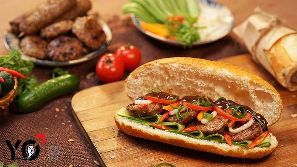Bánh mì là món ăn tiện lợi cho bữa sáng
