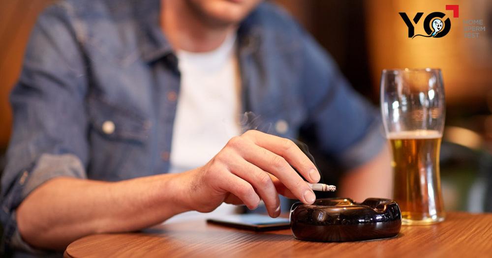 Lạm dụng chất kích thích khiến nam giới giảm sút khả năng sản xuất tinh trùng