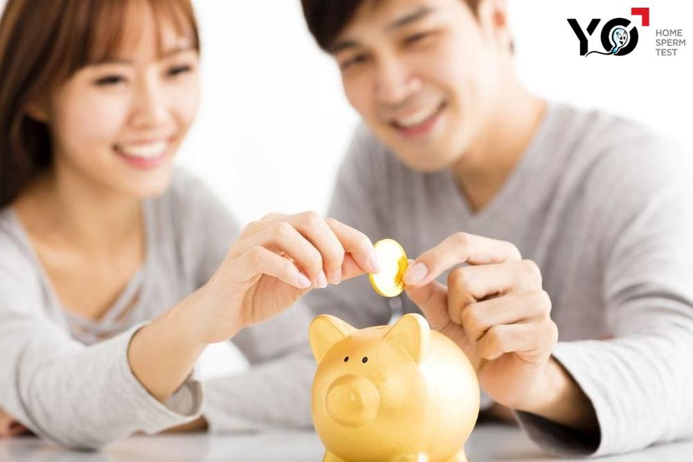 Các cặp vợ chồng cần lên kế hoạch dự trù tài chính tốt trước khi có kế hoạch mang thai