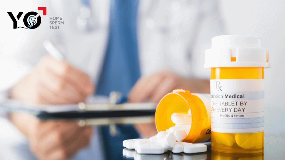 Sử dụng thuốc kháng sinh điều trị viêm ống dẫn tinh theo chỉ định của bác sĩ