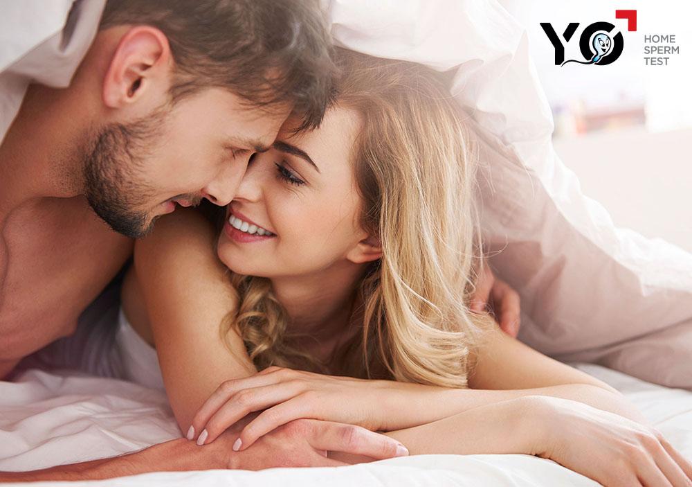 Tăng ham muốn tình dục là một trong những dấu hiệu tới ngày rụng trứng ở phụ nữ