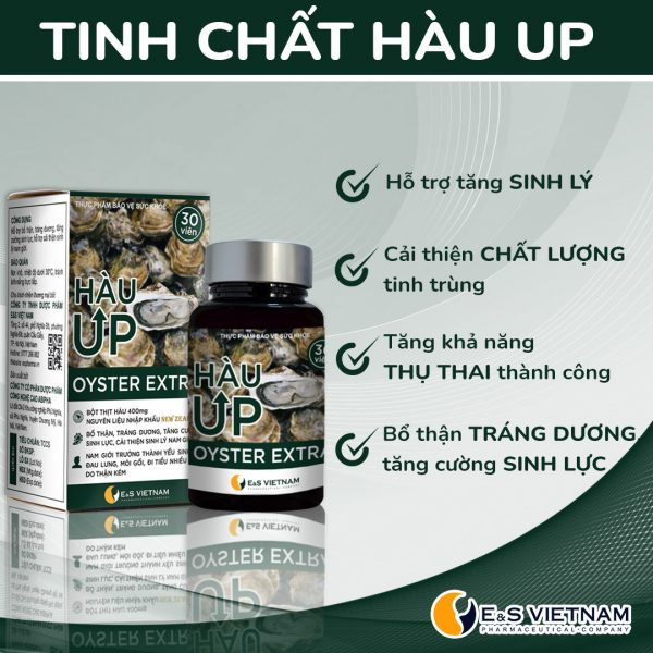 tinh chat hau up oyster