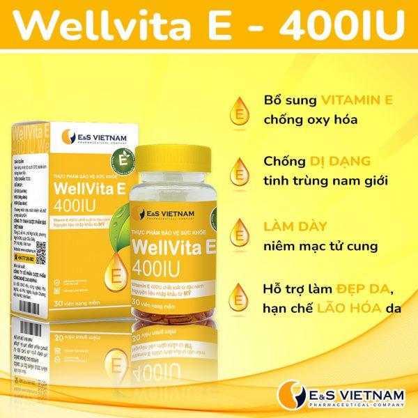 vitamin wellvita e